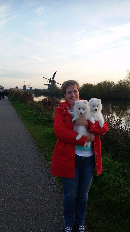 Med Saga i Holland