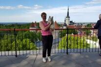 (Svenska) Aura & Matte i Tallinn