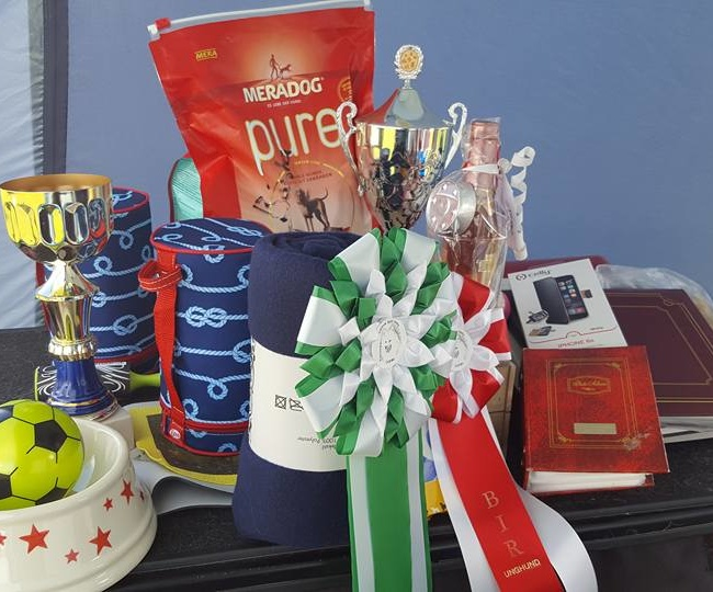 Some of our prizes from clubspecial-16